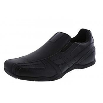 SafeTstep Simon 160035 Mens Black (N58) Slip on Shoes