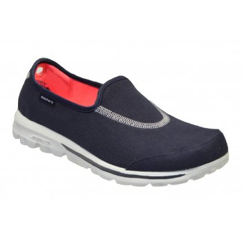 Skechers Go Walk Extend Navy (Z26) 13771/NVY Womens Slip On