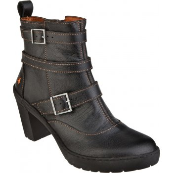 ART The Art Comapny Travel Gaucho Black (Z-18) Womens Ankle Boots All Sizes