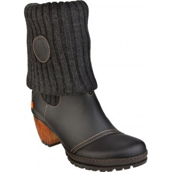 ART The Art Company Oslo Grain Black 0503 (OSF) Womens Boots