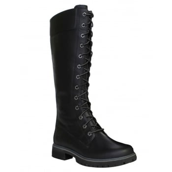 Timberland 14 Inch Premium Black (Z159) 8632A Womens Boots