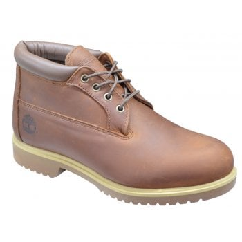 Timberland 1973 Newman WP Medium Brown Nubuck (OPC) Mens Chukka Boots