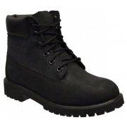 Timberland AF EK 6 Inch Premium Black (Z23) 8658A Womens Boots