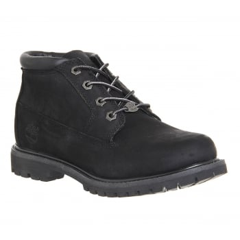 Timberland AF EK Nellie Nubuck Black (OSF) 23398 Womens Boots