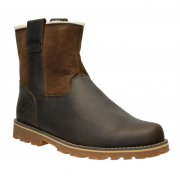 Timberland Chestnut Ridge Warm Juniors Brown (B6) A14HG Shearling Boots