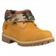 Timberland Earthkeeper Roll Top Nubuck Wheat (N200a) 6835A Mens Boots
