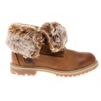 Timberland EK Authentic Fold Down GLZ Brown (Z30) 8320A Ladies Boots