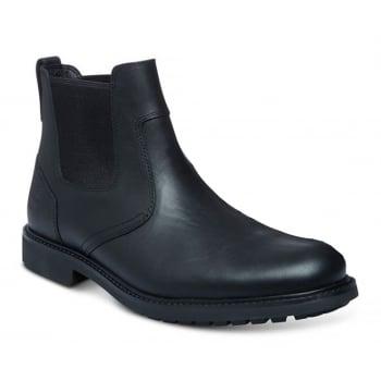 Timberland EK Strombuck Chelsea Leather Black (G2) 5551R Mens Boots