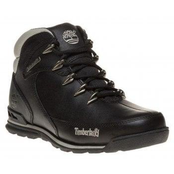 Timberland Euro Rock Hiker Black (Z5) 06163R Mens Boots