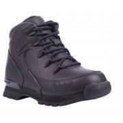 Timberland Euro Rock Hiker Juniors Black / Black (Z159) 6499R Boots