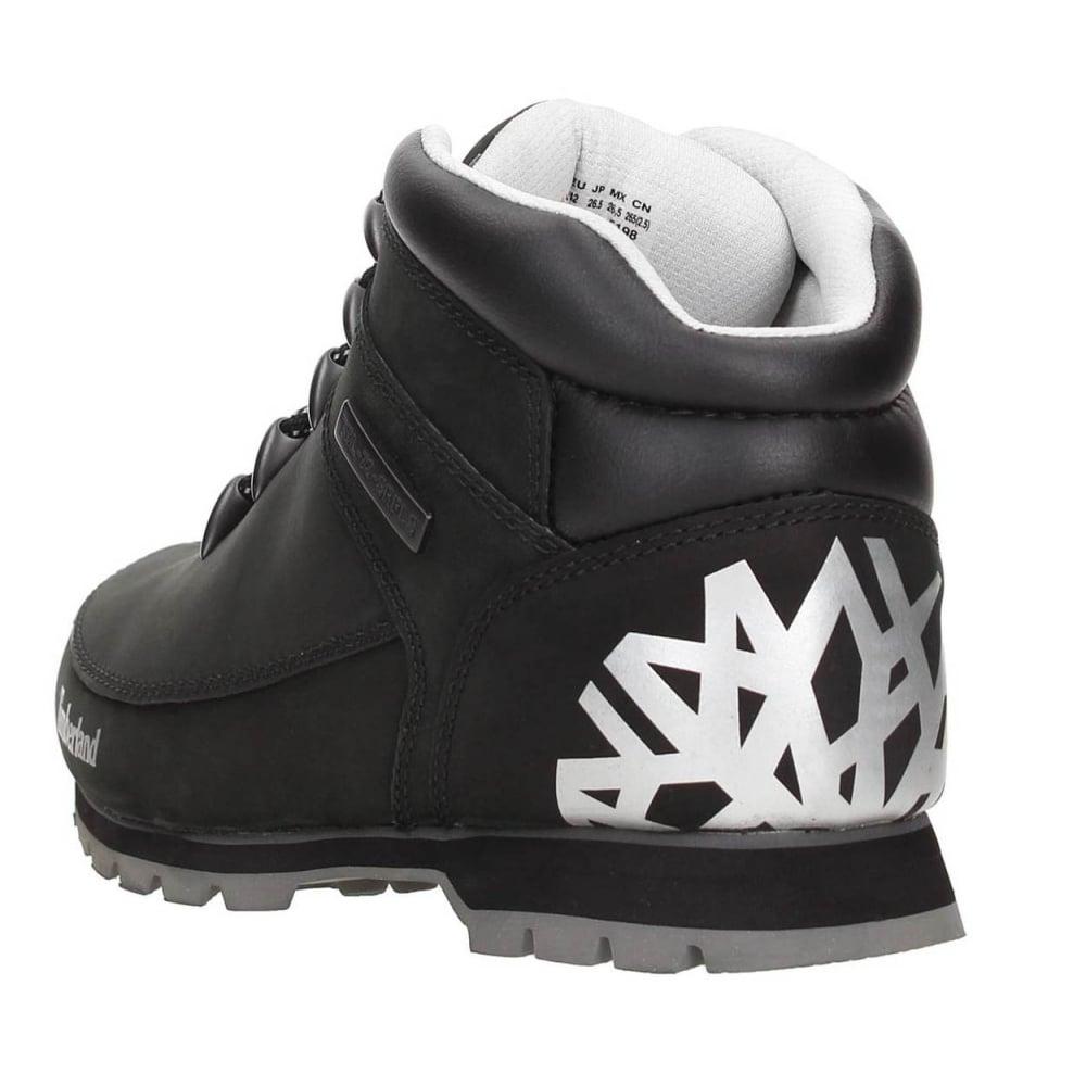4657f7c6709 Timberland Timberland Euro Sprint Hiker Black (N89) A18DM Mens Boots ...