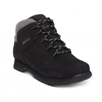 Timberland Euro Sprint Hiker Black (SC-B4) A1PWP Mens Boots