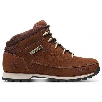 Timberland Euro Sprint Hiker Dark Brown (Z11) A1WGR Mens Boots