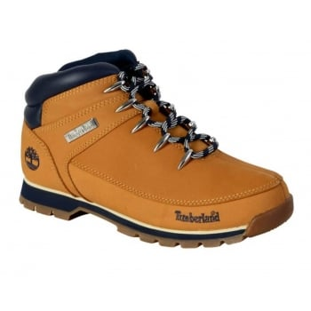 Timberland Euro Sprint Hiker Nubuck Wheat (SC7) A1HIS Mens Boots