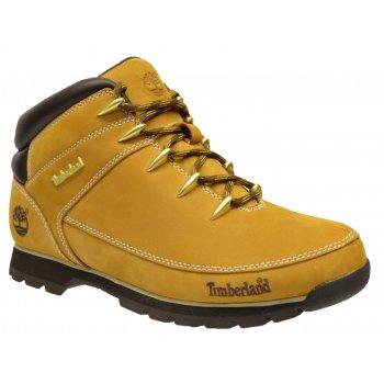 Timberland Euro Sprint Hiker Nubuck Wheat (Z100) A122I Mens Boots