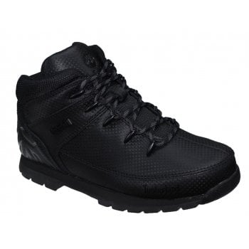 Timberland Euro Sprint Juniors 0A22BS Black Tectuff (UX7) Boots
