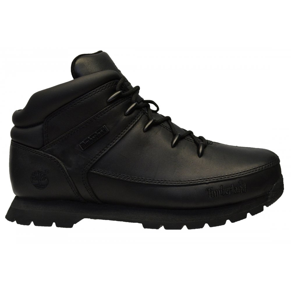 timberland uk black