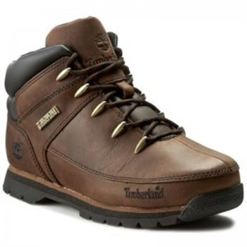 Timberland Euro Sprint Juniors Dark Brown (N103) A1316 Boots