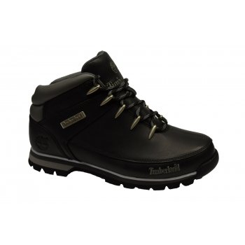 Timberland Euro Sprint Leather Black (N30 / Z21) 6200R Mens Boots