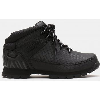 Timberland Euro Sprint Leather Black Tectuff (N200) 0A21BA Mens Boots