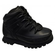 Timberland Euro Sprint Toddlers Black / Black (N7) A13HS Boots