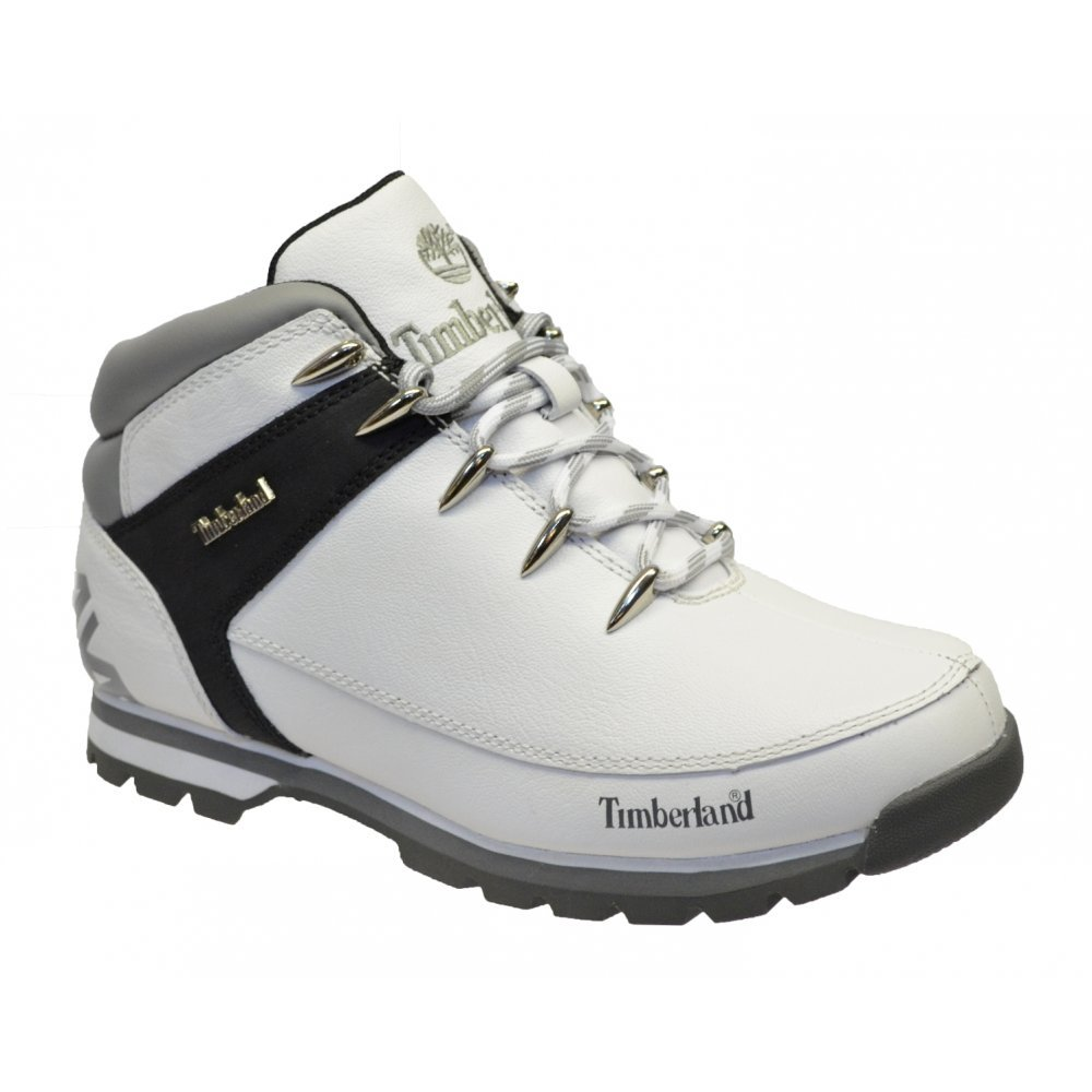 Timberland Euro Sprint White / White (Z28) 6155A Mens Boots. ‹
