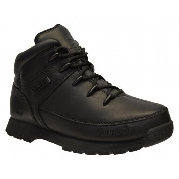 Timberland Euro Sprint Youth's Black (A1) A13DP Boots