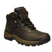 Timberland Flume Waterproof Dark Brown (N76) 18128 Mens Midi Boots