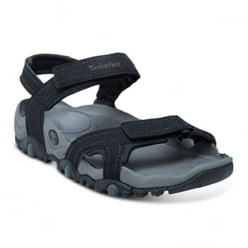 Timberland Granite Trailray Black (SC-B4) 2720R Mens Sandals