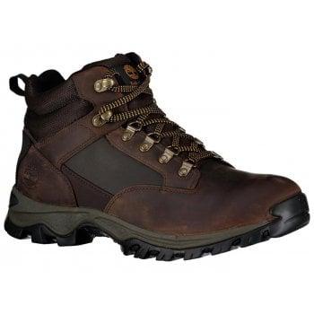 Timberland Keele Ridge Waterproof Dark Brown (Z20) 06905B Mens Midi Boots