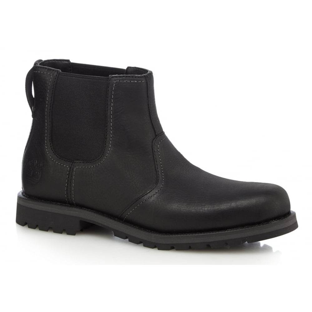 Timberland Timberland Larchmont Chelsea Leather Black