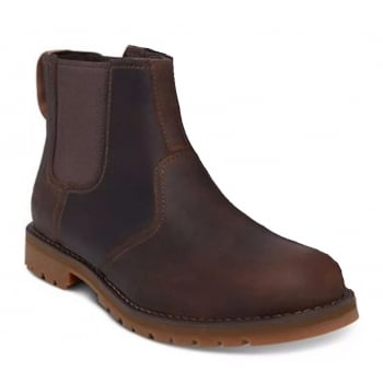 Timberland Larchmont Chelsea Leather Gaucho (K7) A1OJF Mens Boots