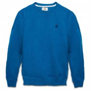Timberland Mens (E2a) Williams River Crew Neck Jumper