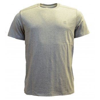 Timberland Organic Cotton Grey (A13) 6639J-052 Mens Crew Neck T-Shirts