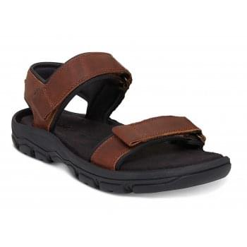 Timberland Roslindale 2-Strap Wheat Forty Brown (Z27) A1OWH Mens Sandals