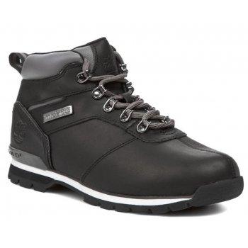 Timberland Timberland Splitrock 2 Hiker Nubuck Black (Z3) 6669A Mens Boots