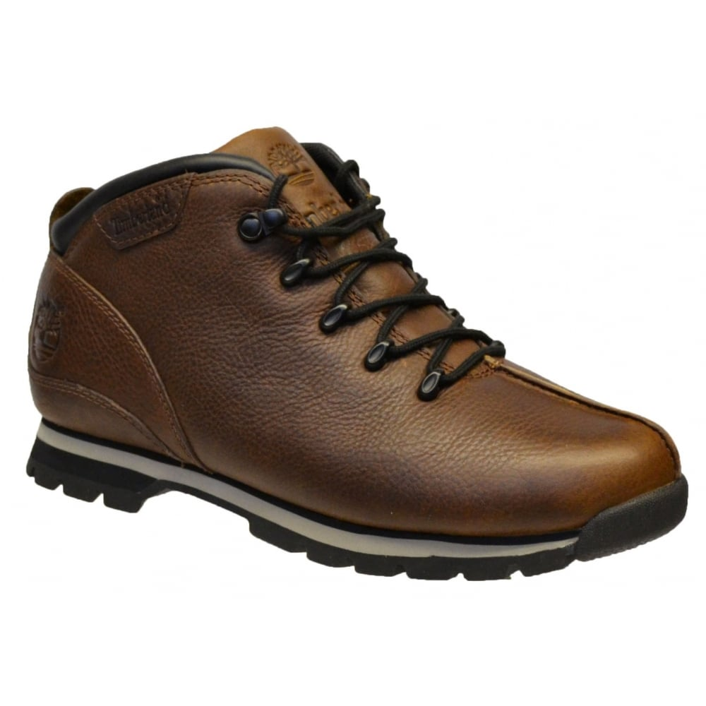 Timberland Timberland Splitrock Hiker Textured Leather ...