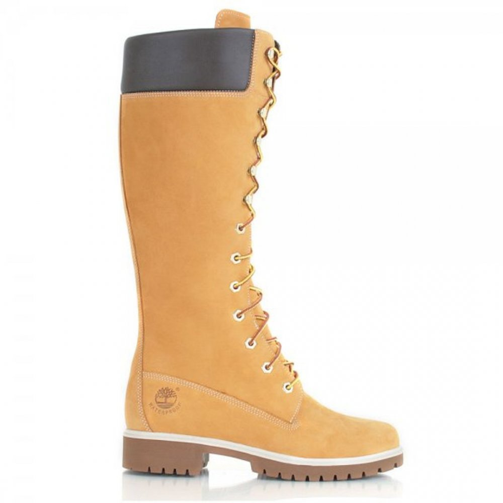 Timberland Timberland 14 Inch Premium Wheat (SC-B4) 3752R Womens Boots
