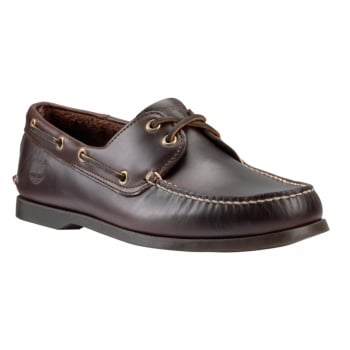 Timberland 2 Eye Brown (OSF) 68546 Classic Mens Boat Shoes