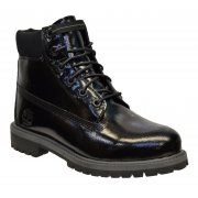 Timberland 6 Inch Premium Waterproof Black (SC1) 3794A Juniors Boots