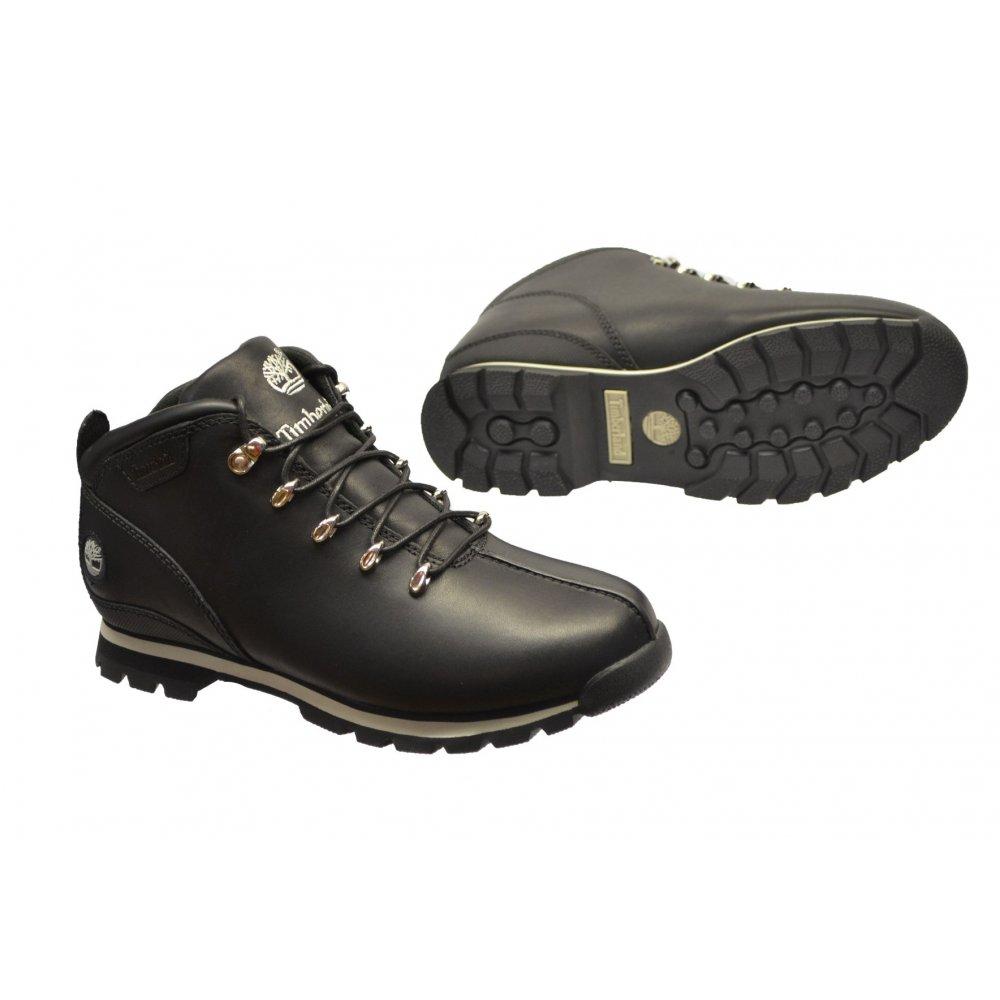 ... Timberland Black 95132 EK Split Rock Hiker (SC-A1) Mens Boots. ‹