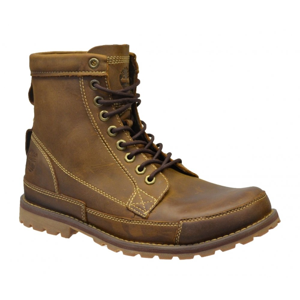 timberland timberland earthkeeper leather brown z18