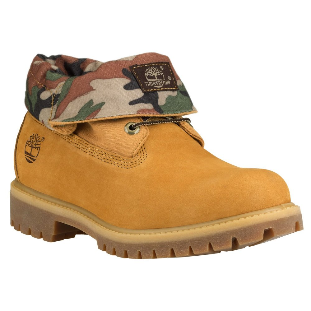 timberland roll top boots uk