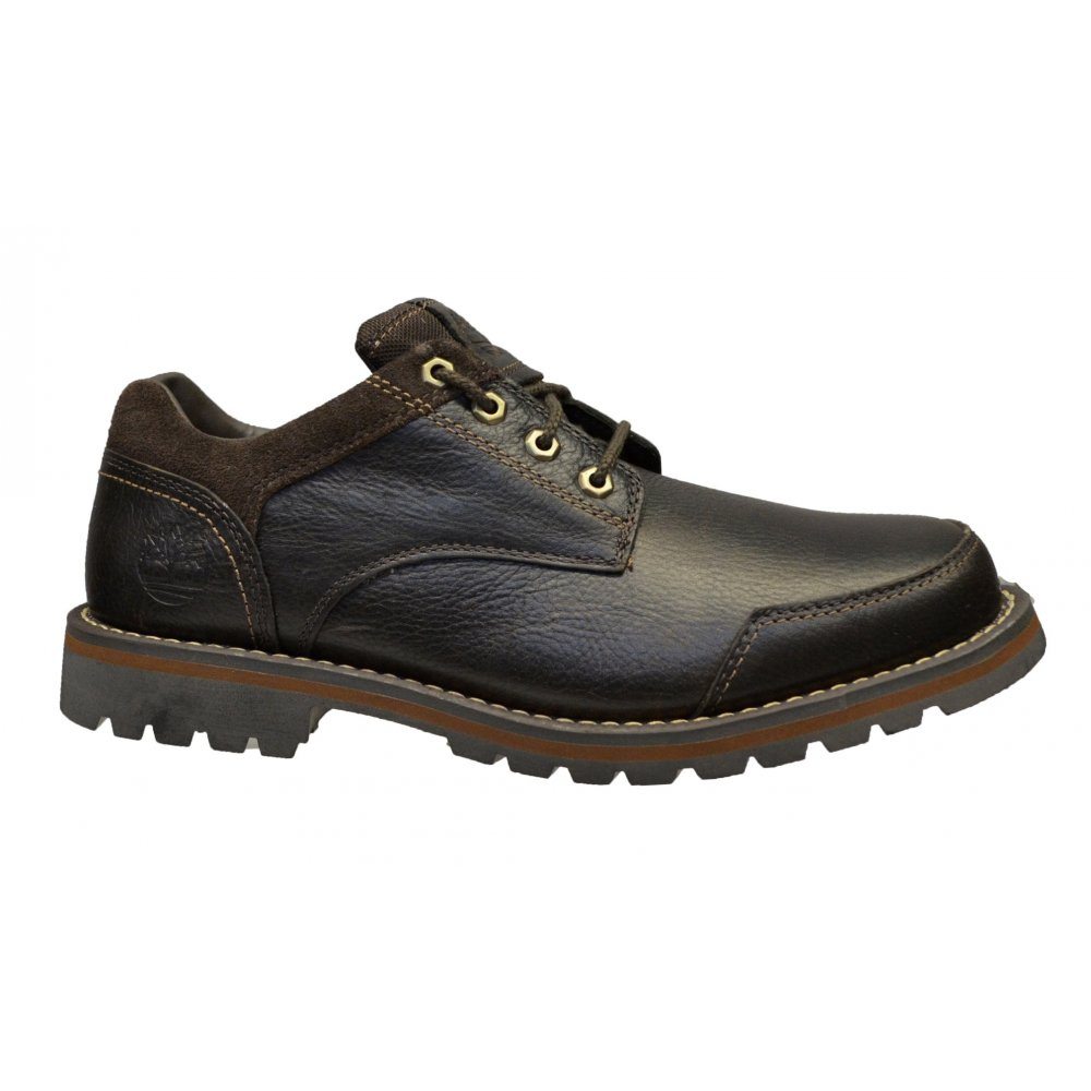 Timberland Larchment Ox Textured Leather Mens Shoes