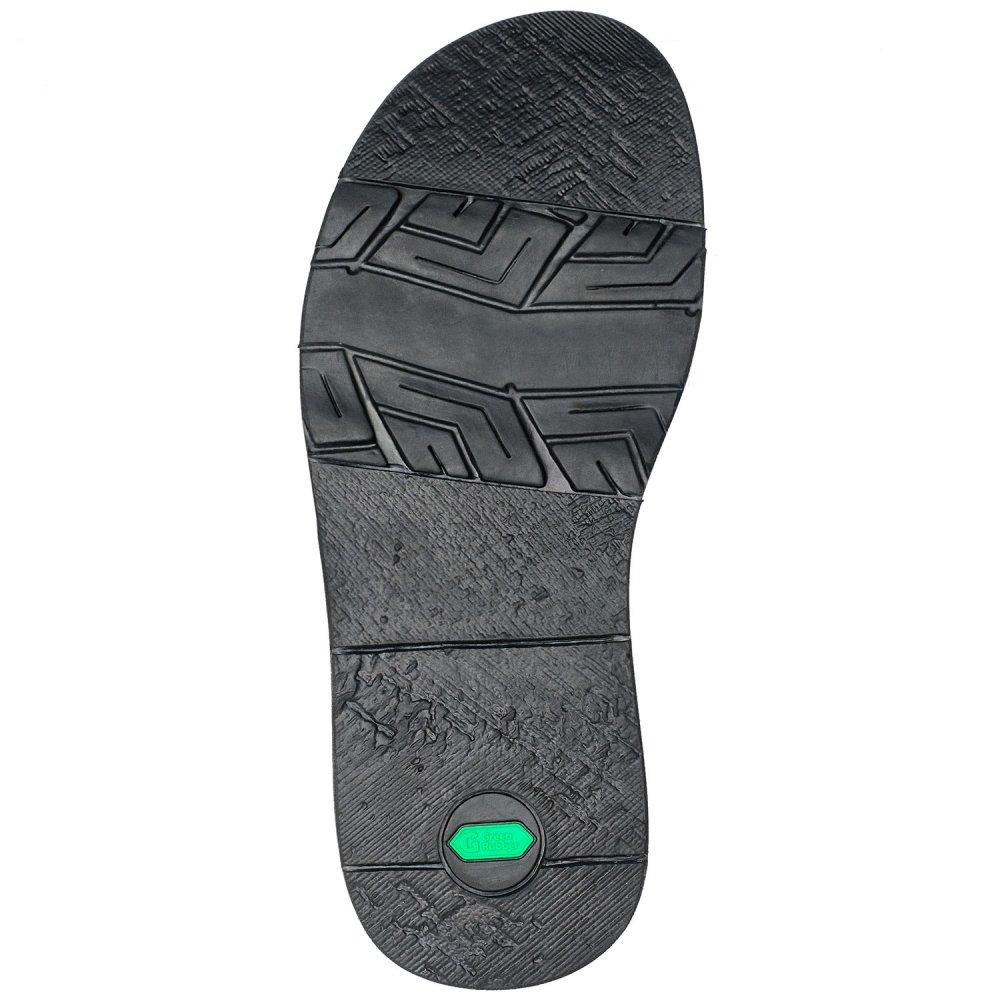 4f71ff82af40 ... Timberland Mens Brown 5616R (A11) EK Leather   Fabric Thong Sandal. ‹