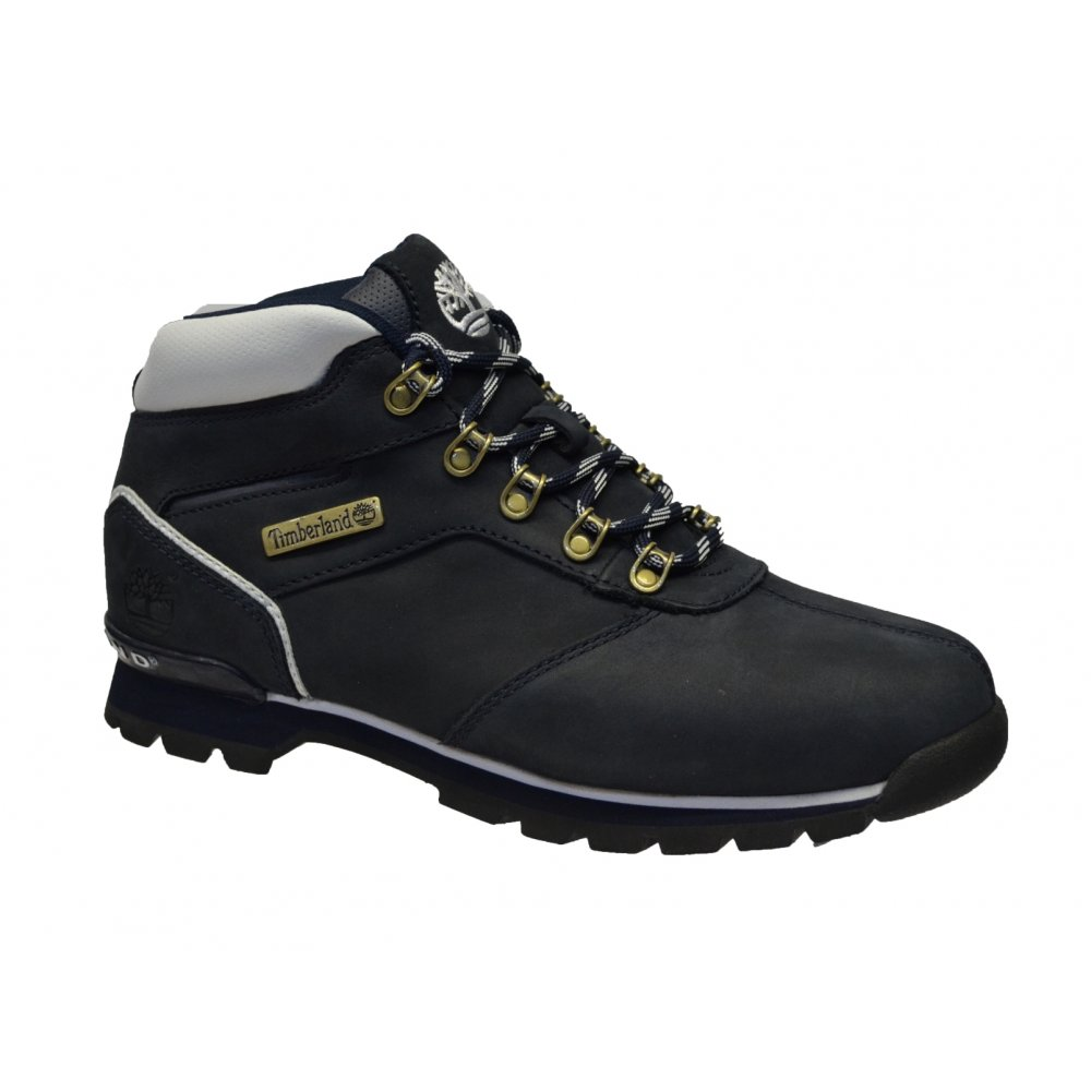 Excellent Timberland 23311 Womens Sz Nellie Chukka Double Waterproof Navy Boots
