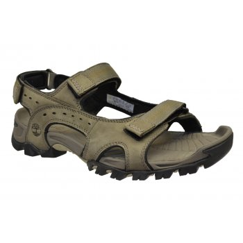 Timberland Wakeby Pewter Grey (Z9) 5804A Mens Sandals