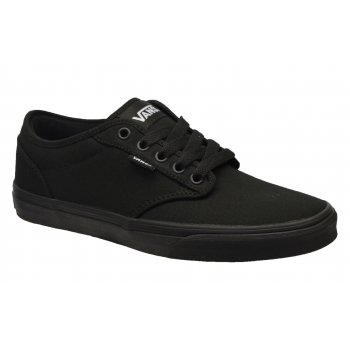 VANS Atwood Canvas Black / Black (SC-B2) VN-0 TUY186 Unisex Trainers