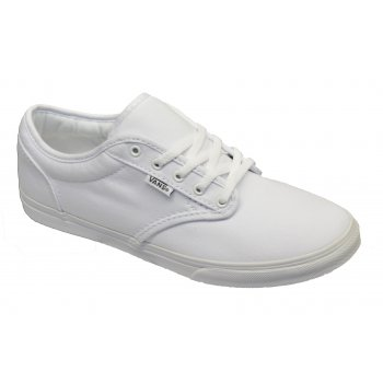 VANS Atwood Low White / White (K2) VN-0 NJOWWW Womens Trainers