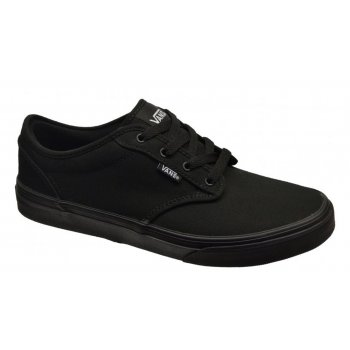 VANS Atwood Youths Canvas Black / Black (N66) VN-0 KI5186 Trainers